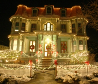 The Jersey Cape Christmas Candlelight House Tours In Cape May