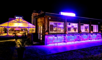 7 Beach Bar At Hotel Icona Diamond